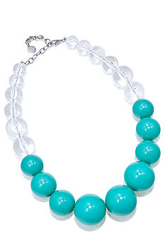 R.J. Graziano Large Bead Necklace