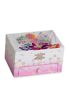Mele & Co. Ashley Girl's Musical Ballerina Jewelry Box
