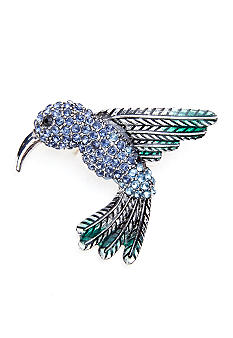 Napier Boxed Hummingbird Pin