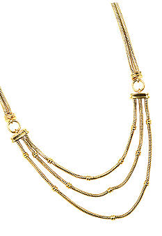 Napier Multi Row Necklace