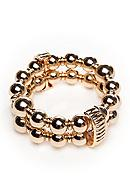 Napier Multi Row Stretch Bracelet