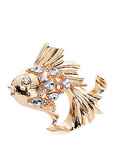 Napier Boxed Fish Pin