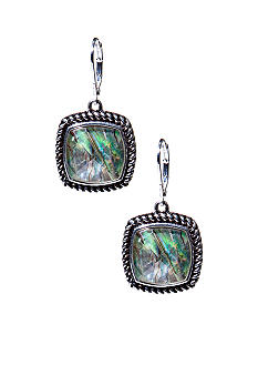 Napier Leverback Earrings