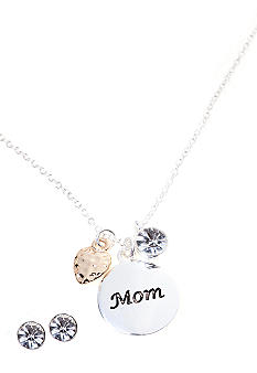 Napier Boxed Mom Charm Set