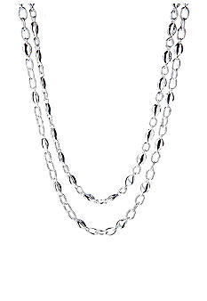 Napier Multi Row Collar Necklace