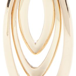 Jewelry & Watches: Pendant Sale: Gold Napier Silver-Tone Golden Weave Pendant Necklace