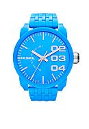 Diesel Men's Blue Acetate Analog Three-Hand Watch