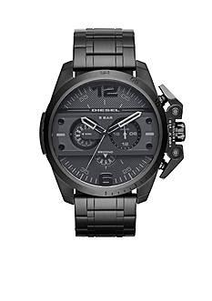 Diesel Men's Ironside Gunmetal Chronograph Watch