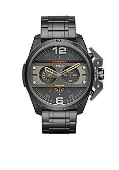 Diesel Men's Ironside Gunmetal Chronograph Watch