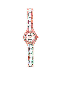 Anne Klein Rose Gold Mini Fashion Watch