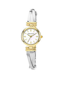 Anne Klein Two-Tone