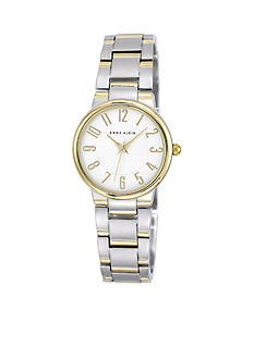 Anne Klein Classic Two-Tone Watch