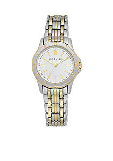 Anne Klein Women's Matte Two-Tone Watch