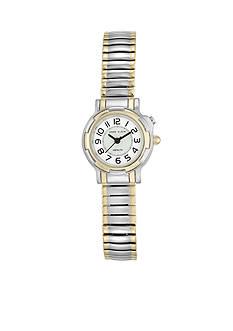 Anne Klein Women's 2-Tone Expansion Band Watch