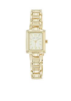 Anne Klein Women's Classic Gold-Tone Watch