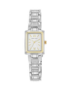 Anne Klein Women's Classic Two-Tone Watch