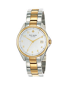 kate spade new york® Two Tone Seaport Grand Watch