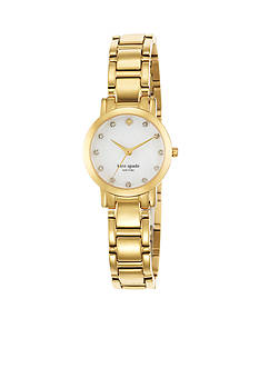 kate spade new york Small Gold Gramercy Watch