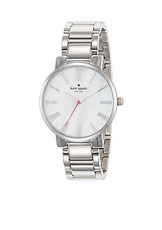 kate spade new york® Roman Numerals Gramercy Grand Watch