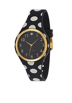 kate spade new york® Rumsey Grand Polka Dot Watch
