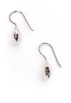 Belk Silverworks Teardrop Earring in E Coat over Silver 100
