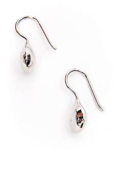 Belk Silverworks Teardrop Earring in E Coat over Silver 100