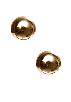 Belk Silverworks 24Kt Gold Over Silver Earrings