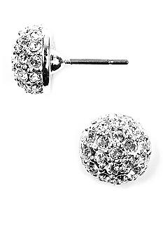 Givenchy Button Earrings