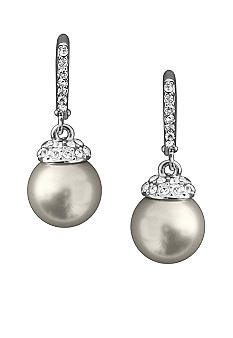 Givenchy Drop Pearl Earring
