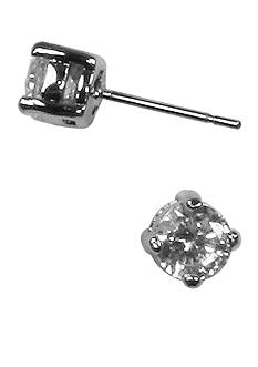 Givenchy Cubic Zirconia Stud Earrings