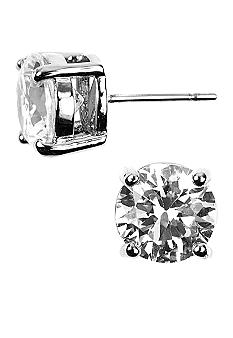 Givenchy 8mm Crystal Stud Earrings