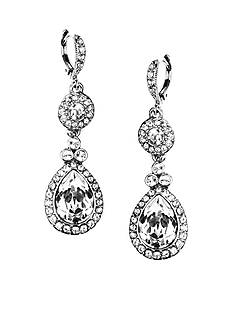 Givenchy Teardrop Earrings