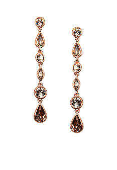 Givenchy Linear Rose Gold Earring