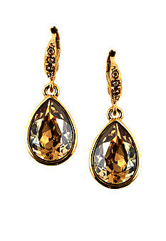 Givenchy Golden Shadow Crystal Earring