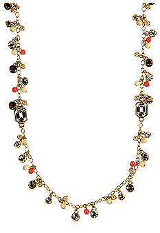 Givenchy Coral Necklace Strand