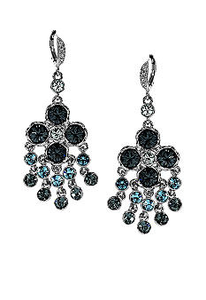 Givenchy Aqua Chandelier Earrings