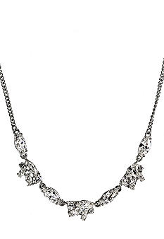 Givenchy Cubic Zirconia Frontal Collar