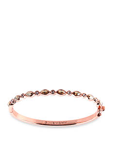 Givenchy Rose Gold-Tone Bangle Bracelet