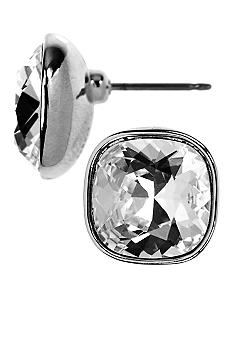 Givenchy Crystal Button Earring