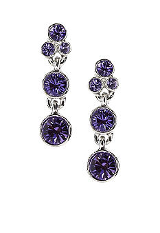 Givenchy Tanzanite Drop Earring