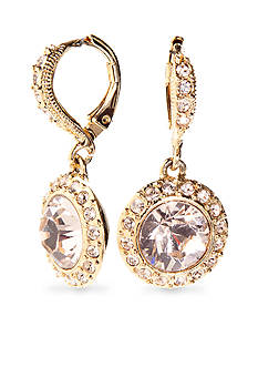 Givenchy Silk Drop Earrings