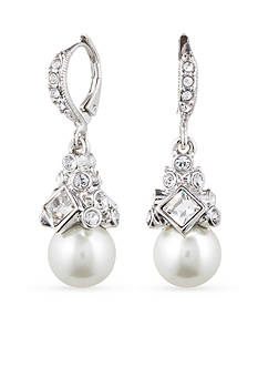 Givenchy Pearl Drop Earrings
