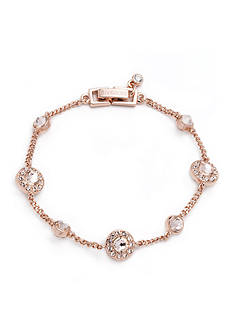 Givenchy Rose Gold-Tone Flex Bracelet