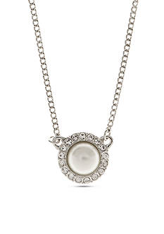 Givenchy Pearl Pendant Necklace