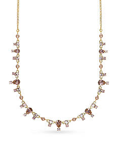Givenchy Gold-Tone Statement Necklace
