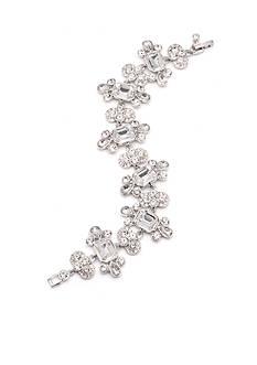 Givenchy Silver-Tone Drama Flex Bracelet