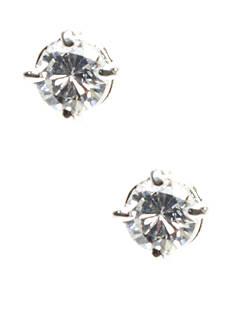 Lauren Ralph Lauren Cubic Zirconia Stud Earrings