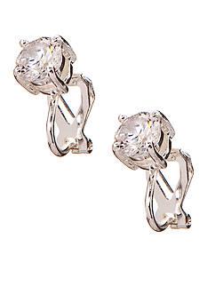 Lauren Ralph Lauren Cubic Zirconia Clip Earrings