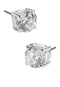 Lauren Ralph Lauren Medium CZ Stud Earring