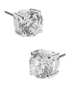 Lauren Ralph Lauren Medium CZ Stud Earrings